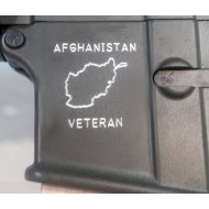 Afghanistan Veteran 80% Lower