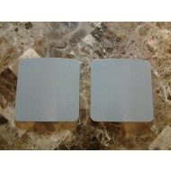 Curved 6x6 Level 3 Powdercoated Mil-Spec Certified Armor Side Plates