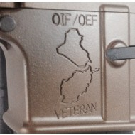 OIF/OEF Dual Theater Veteran 80% Lower