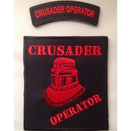 Crusader Operator Patch Combo