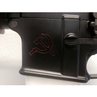 Hammer and Sickle Stripped Lower